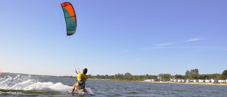 kitesurfing kitezone