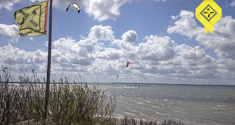 Kite Zone nauka Kitesurfingu