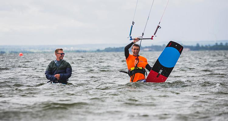 Kitesurfing w Polsce