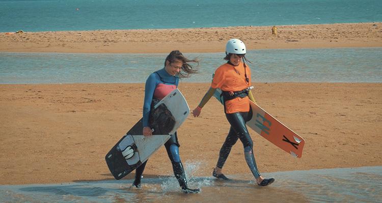 Wyjazd kitesurfingowy do red sea zone