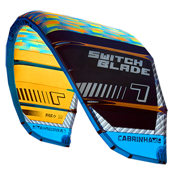 Latawiec do Kitesurfingu typu: SLE - Support Leading Edge