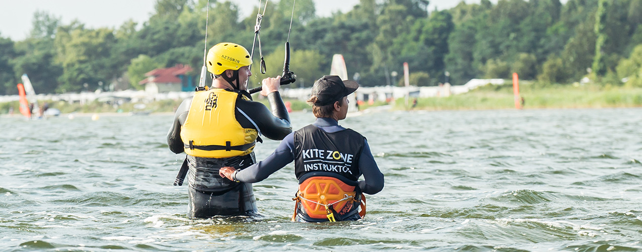 Instruktor Kitesurfingu 2